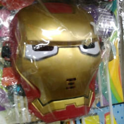 Iron Man Party Mask