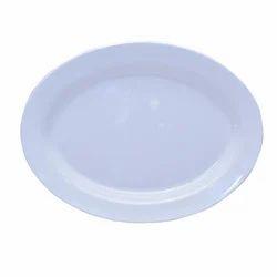 Small Elliptic Platter