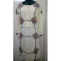 Ladies Embroidered Dress