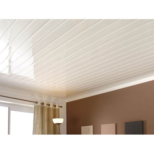 White Pvc Ceiling Panel At Rs 150 Square Feet
