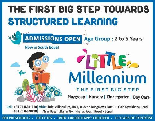 Nursery School In Bopal Ahmedabad