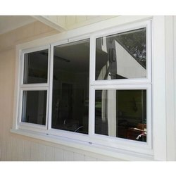 Aluminium Casement Window, For Residential