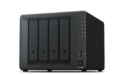 Synology NAS- DS918, Model Number: DS918