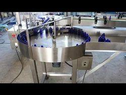 Round Table Conveyor