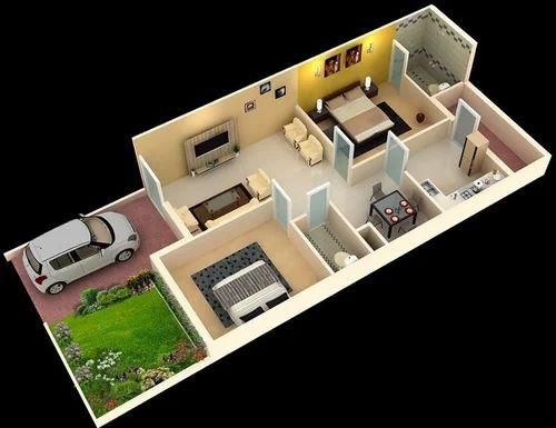 3D House Modelling Service