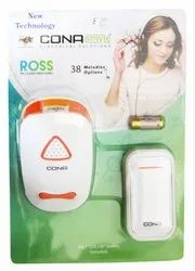 Cona Ross Remote Bell