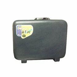 Diamond Luggage Suitcase