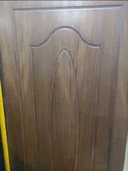 Shaded Plywood Door