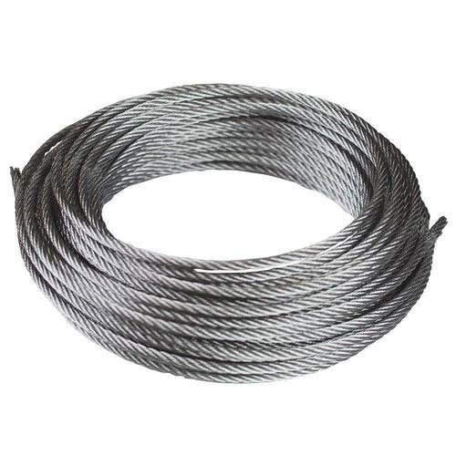 Galvanized 10 mm EOT Crane Wire Rope, Rs 210 /meter Prakash Engineering  Services   ID: 21951027233