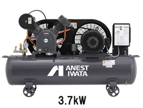 Two Stage Reciprocating Compressor