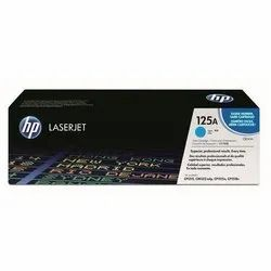 HP CB541A 125A Cyan Toner Cartridge