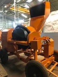 Weber Fully Automatic Hydraulic Concrete Mixer Cap: 10/7