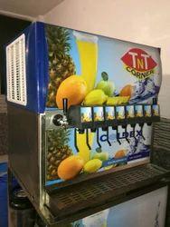 Multi Flavour Soda Dispenser