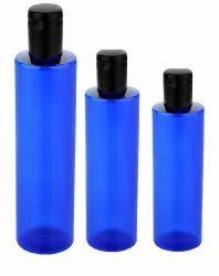 Screw Cap SPT12 Blue PET Bottle, 100 ml