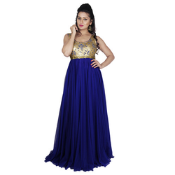 Resham & Dori Work Gown