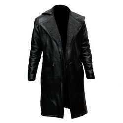Men Genuine Lambskin Pure Leather Trench Coat Long Variety of Colors Tailor Wholesale & Retail 1