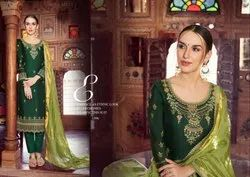 Kessi Fabric Shubharambh Unstitched Dress Material