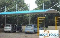 PARKING ROOFING SHEETS