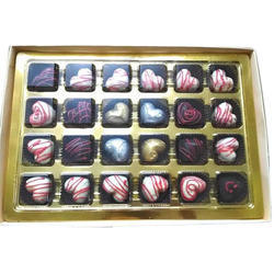 Heart N Soul Chocolates 24 pcs Assorted Chocolate