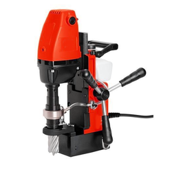 Positron Magnetic Drilling Machine