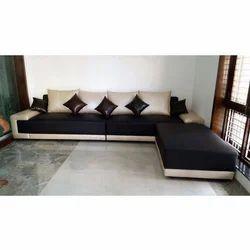 Modern L Shaped Living Room Sofa Set At Rs 32800 Set Living Room Furniture Sets ब ठक क स फ स ट ल व ग र म स फ स ट Homzwood Furniture And Concepts Llp Hyderabad Id 19918069355