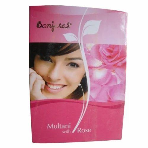 3907231aa Banjara's Face Pack, For Parlour, Rs 80 /piece, Shree International ...