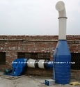 Automatic Acid Fume Scrubber System