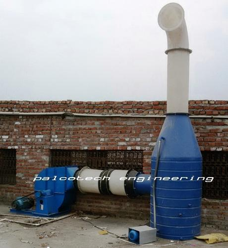 Acid Fume Extraction Plant Acid Fume Scrubber System