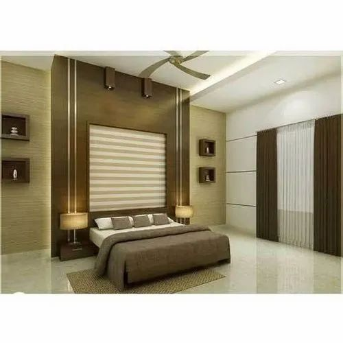 Bedroom Pvc Wall Panel Shape Rectangle Rs 85 Piece Real View Company Id 20787659812