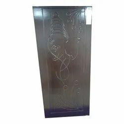 Hinged Rectangular PVC Laminated Door, For Home,Hotel etc