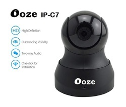 Ooze IP-C7 720P Wireless CCTV Indoor Security Camera