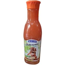 Orange Malas Butterscotch Crush, Packaging Type: Plastic Bottle, Packaging Size: 1 L