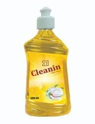Clean In Liquid dishwash, For Dish Washing, Packaging Size: 500ML