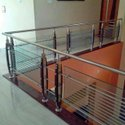 Stainless Steel Wood Railing