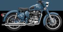 Classic Squadron Blue Bike Repairing Service
