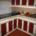 PVC Kitchen Cupboard
