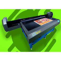Uvision Flat Bed Printer