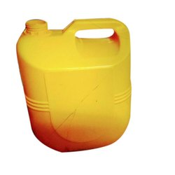 5L Yellow HDPE Jerry Can