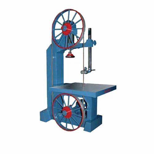 Rising Band Saw Machine Wood Cutting Rs 135000 Unit