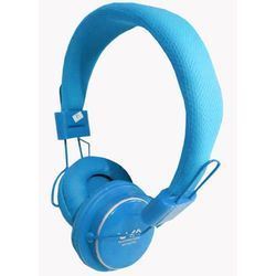 Blue Headphone