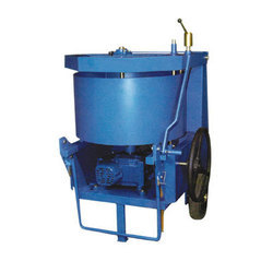 Pan Type Concrete Mixer Capacity