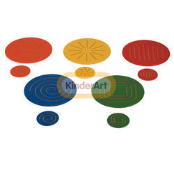 Feel & Tell Pattern Tiles Playroom Toys