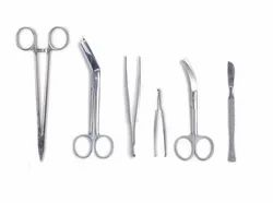 Steel Surgical Equipment