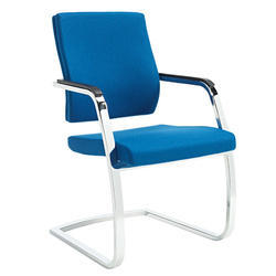 Visitor Blue Chair