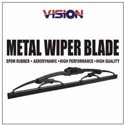 Wiper Blade Sizes >> Vision Metal Wiper Blades
