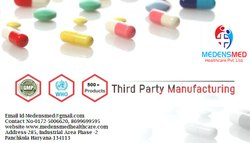 Pharmaceutical Third Party in Rajkot