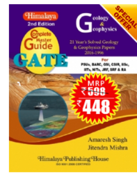 Gate  Geology And Geophysics Book
