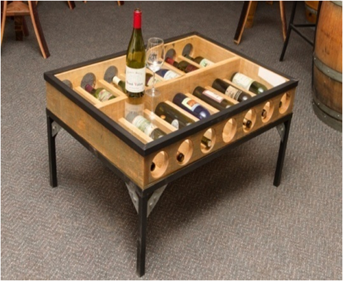 Coffee Table Wine Rack.Wine Rack Coffee Table Dimension 94 X 70 X 45 Cm Id 15905700862