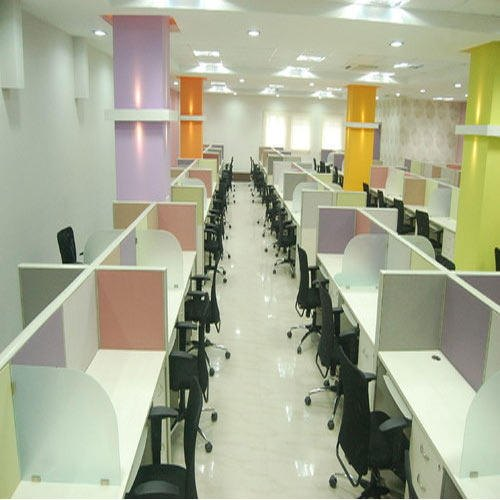 Call Centre Office Workstation