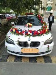 Car Decoration For Wedding